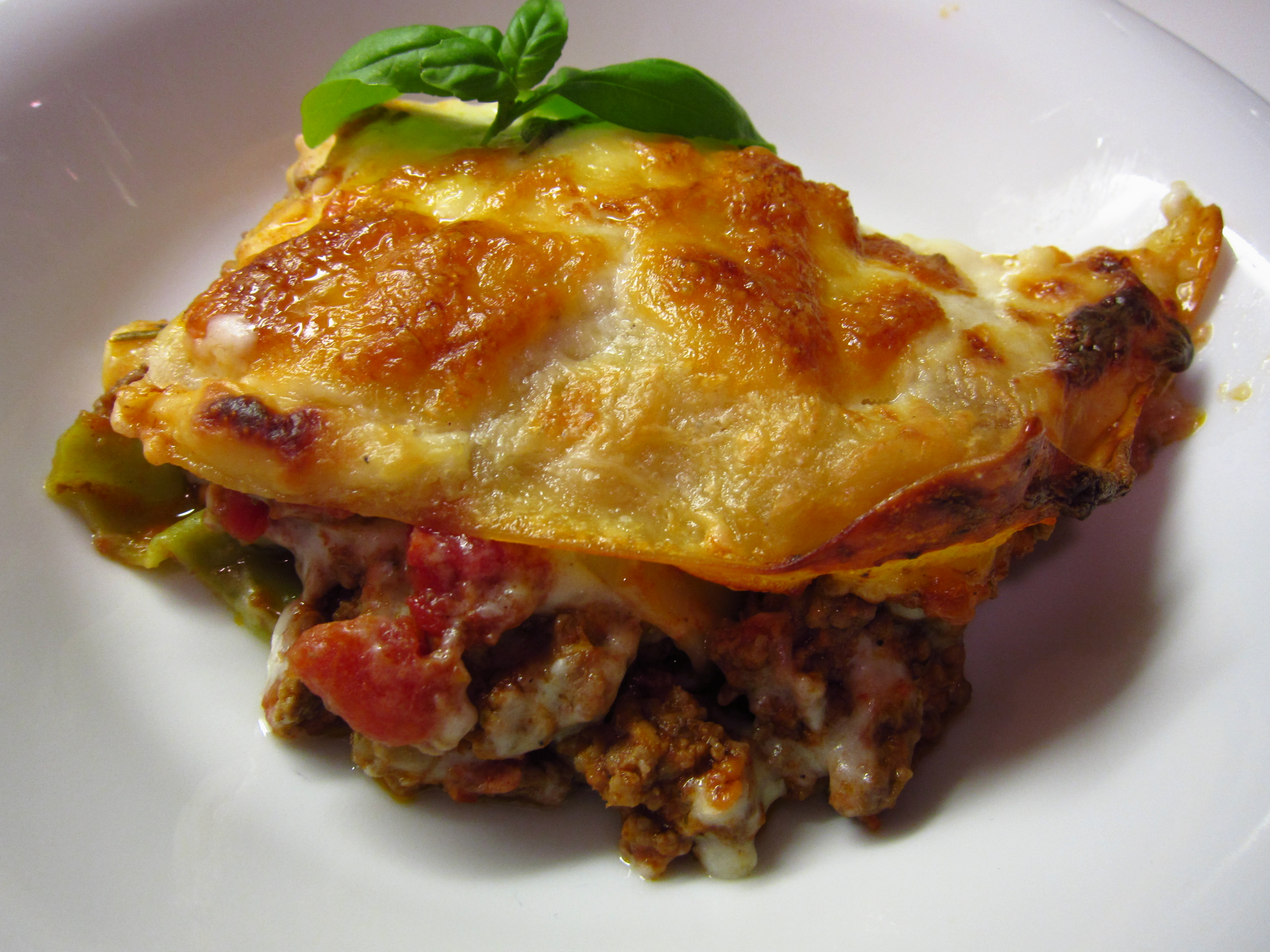 Mikee Speciale: Lasagne alla Bolognese is worth the wait - Melting ...