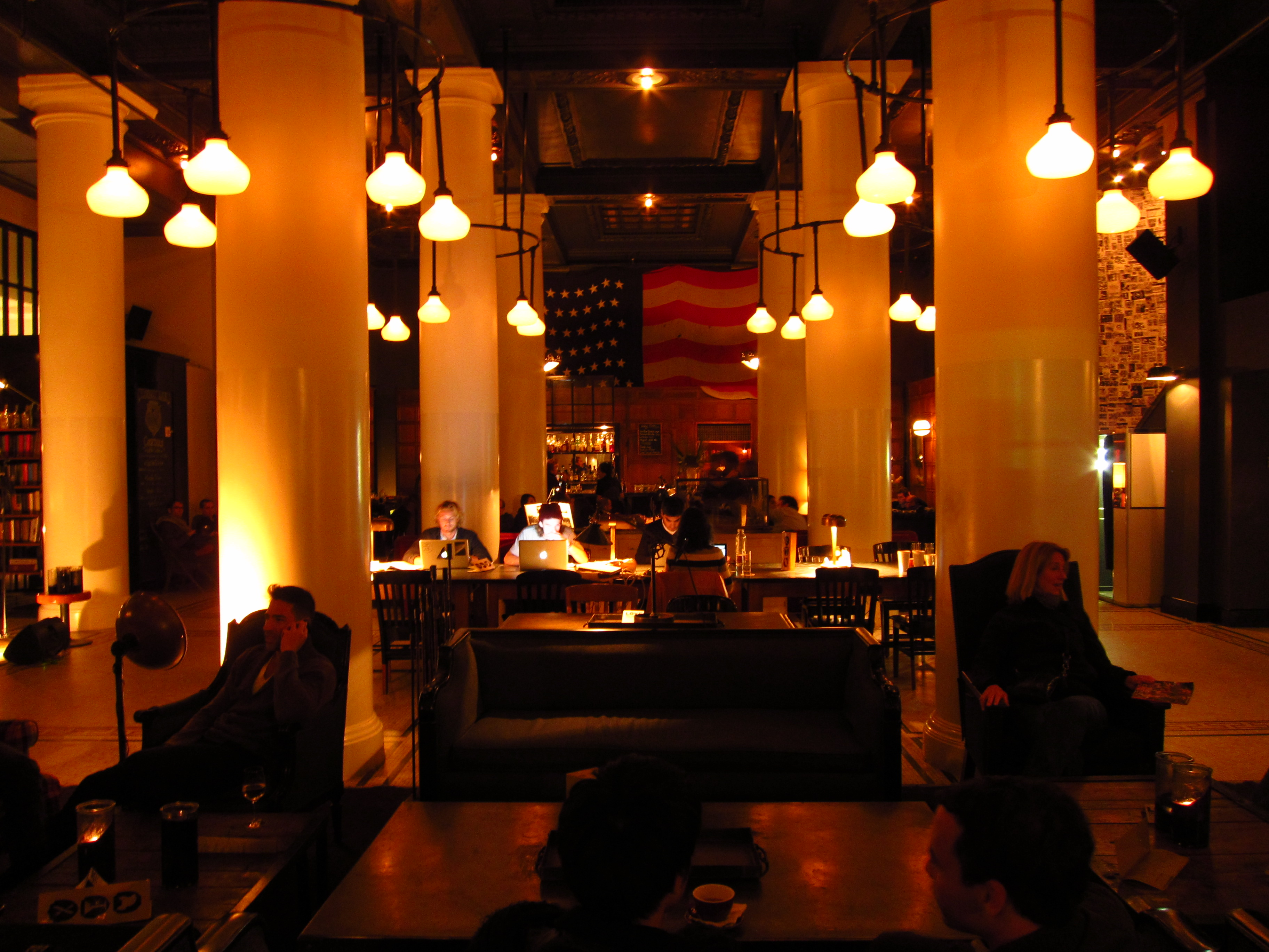 Stumptown Coffee Nyc Ace Hotel