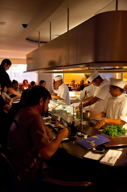 Rio Hotspot Find: Sushi Leblon | meltingbutter.com