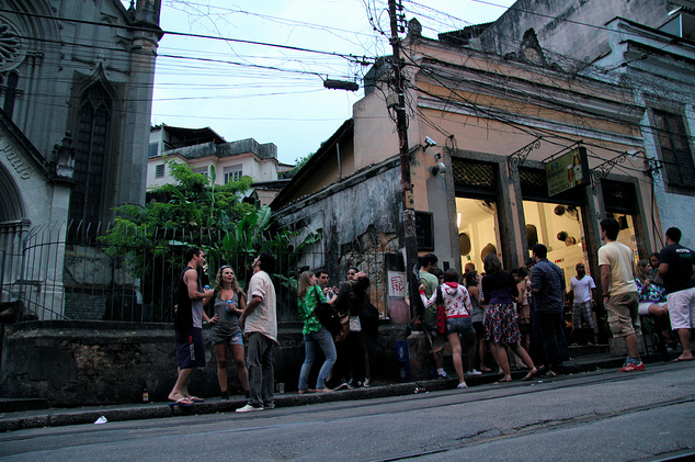 Rio Hotspot Find: Bar do Mineiro | meltingbutter.com