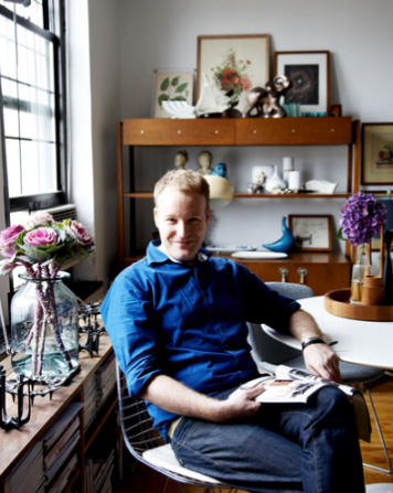 The Curators- Marcus Hay talks styling and the top 7 interiors stores in NYC | meltingbutter.com