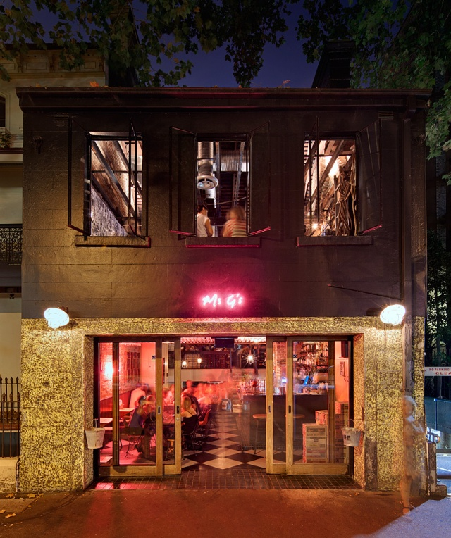 Ms G's | Sydney City guide: 11 restaurants that give Melbourne a run for her money | meltingbutter.com