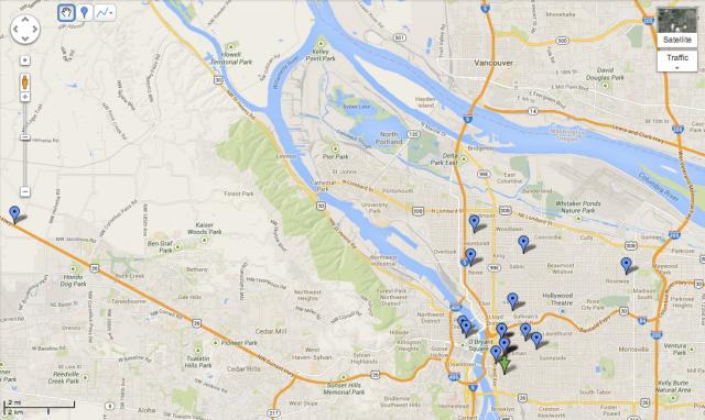 Portland City Guide | meltingbutter.com