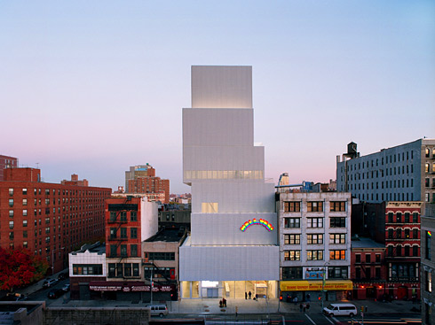 The New Museum | NYC Hotspot Find: Hester Street Café at the New Museum | meltingbutter.com