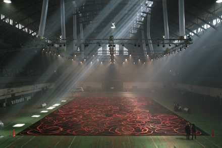 Aaron Young's Greeting Card | NYC Hotspot Find: Park Avenue Armory | meltingbutter.com