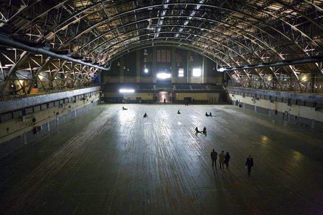 NYC Hotspot Find: Park Avenue Armory | meltingbutter.com
