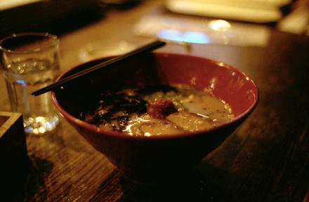 Akumaru Modern Ramen | NYC Hotspot Find: Ippudo Westside | meltingbutter.com