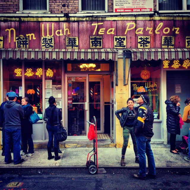 NYC Hotspot Find: Nom Wah Tea Parlor | meltingbutter.com