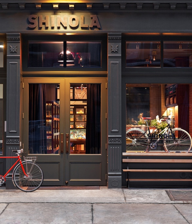 NYC Hotspot Find: Shinola Flagship Store | meltingbutter.com