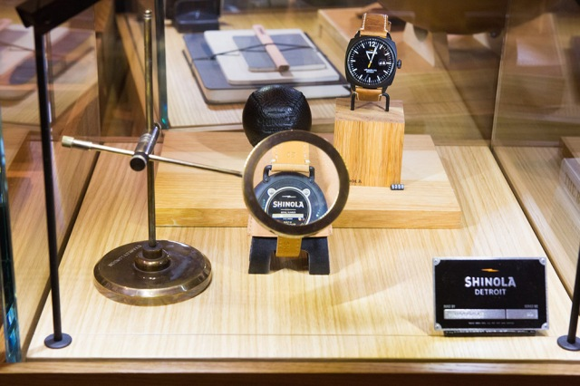 Shinola Watches | NYC Hotspot Find: Shinola Flagship Store | meltingbutter.com