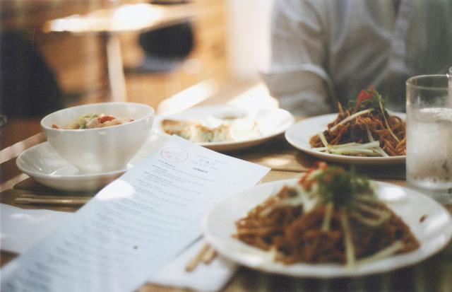 Zha Jiang Mian Noodles | NYC Hotspot Find: Chop Shop | meltingbutter.com