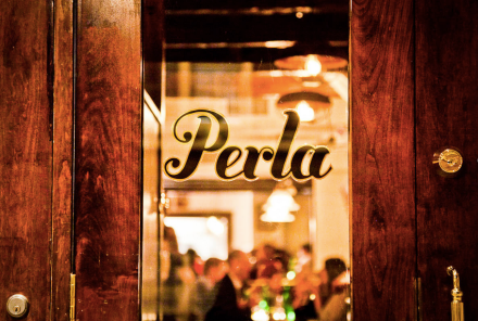 NYC Hotspot Find: Perla | meltingbutter.com