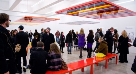 Liam Gillick at Casey Kaplan | NYC Top 5 Art Galleries Guide | meltingbutter.com