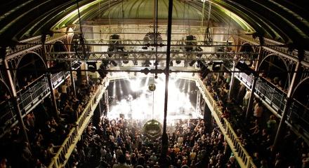 Amsterdam Hotspot Find: Paradiso | meltingbutter.com