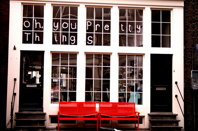 Amsterdam Hotspot Find: Oh You Pretty Things | meltingbutter.com