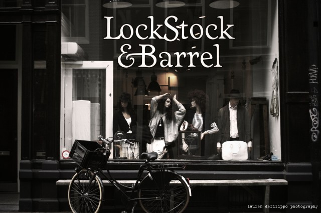 Amsterdam Hotspot Find: Lockstock & Barrel | meltingbutter.com