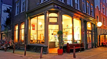 Amsterdam Hotspot Find: La Perla | meltingbutter.com