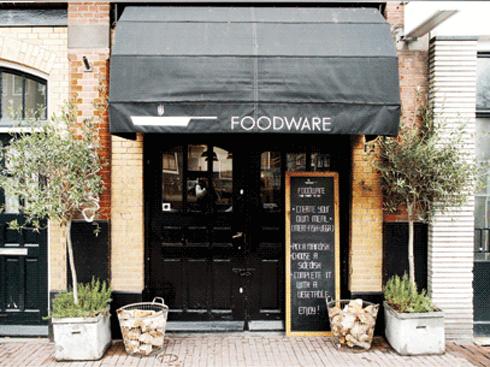 Amsterdam Hotspot Find: Foodware | meltingbutter.com
