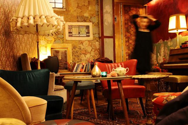 Amsterdam Hotspot Find: Café Brecht | meltingbutter.com