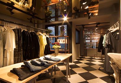 Amsterdam Hotspot Find: ACNE Studios | meltingbutter.com