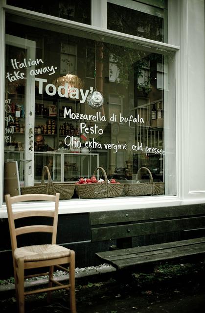 Amsterdam Hotspot Find: Today's Amsterdam | meltingbutter.com