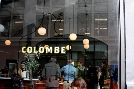 NYC Hotspot Find: La Colombe Torrefaction | meltingbutter.com