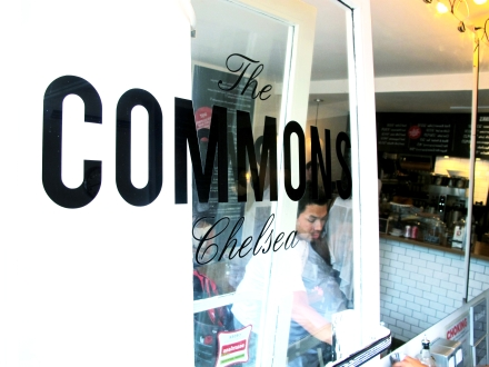 NYC Hotspot Find: The Commons | meltingbutter.com