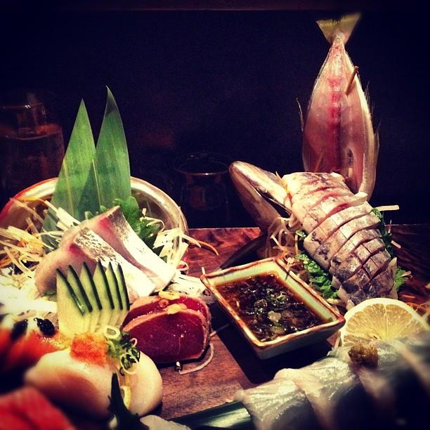 NYC Hotspot Find: Blue Ribbon Sushi | meltingbutter.com
