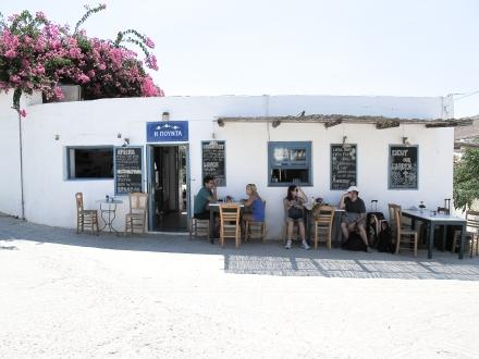Folegandros Hotspot Find: Pounta | meltingbutter.com