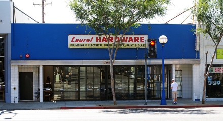LA Hotspot Find: Laurel Hardware | meltingbutter.com