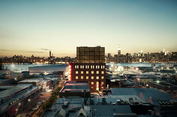 NYC Hotspot Find: Wythe Hotel | meltingbutter.com