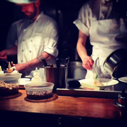 NYC Hotspot Find: Degustation | meltingbutter.com