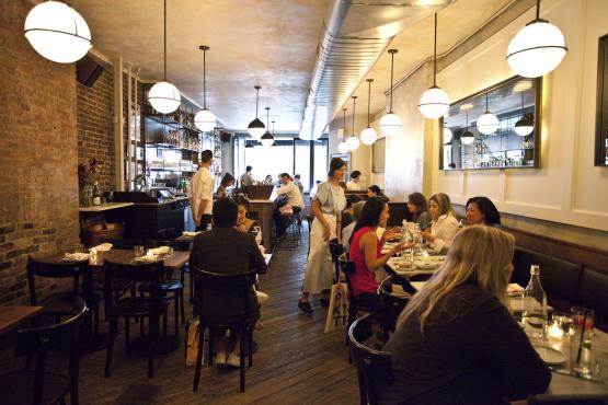 NYC Hotspot Find: Estela | meltingbutter.com