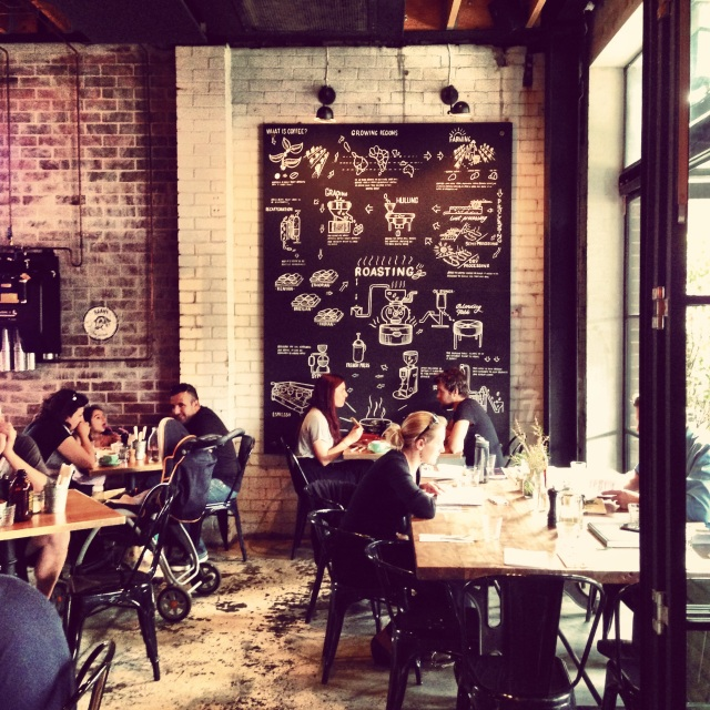 The Grounds of Alexandria | Sydney Restaurant Guide | meltingbutter.com