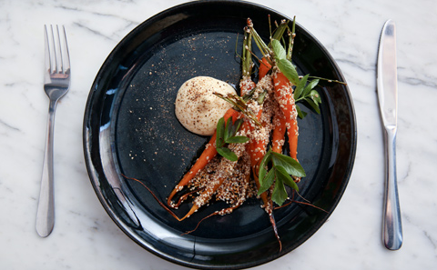 Ester | The Curators: Laurent-Perrier & Chef Brendan Cato Uncover the Most Indulgent Dining Experiences in Sydney | meltingbutter.com