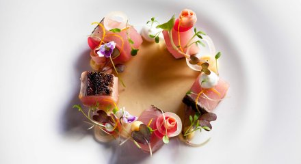 Sepia | The Curators: Laurent-Perrier & Chef Brendan Cato Uncover the Most Indulgent Dining Experiences in Sydney | meltingbutter.com
