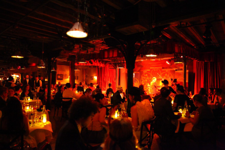 NYC Hotspot Find: The Heath at McKittrick Hotel | meltingbutter.com