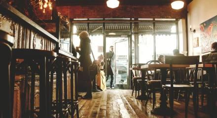 Lenox Coffee | The Curators: Style Influencer Jamala Johns' Harlem Hotspots | meltingbutter.com