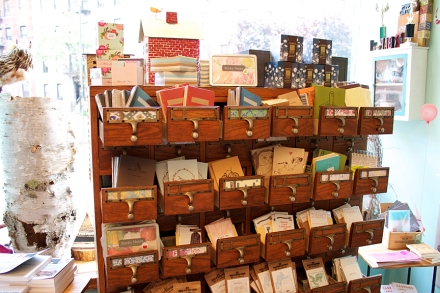 NYC Hotspot Find: Greenwich Letterpress | meltingbutter.com