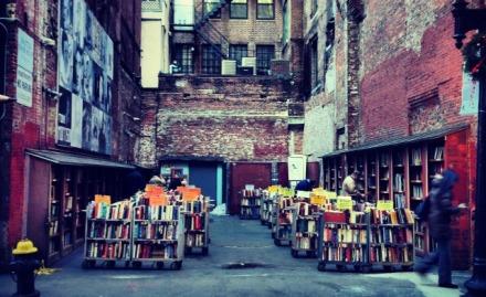 Boston Hotspot Find: Brattle Book Shop | meltingbutter.com