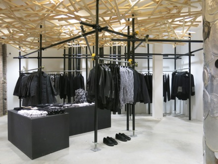NYC Hotspot Find: Dover Street Market New York | meltingbutter.com