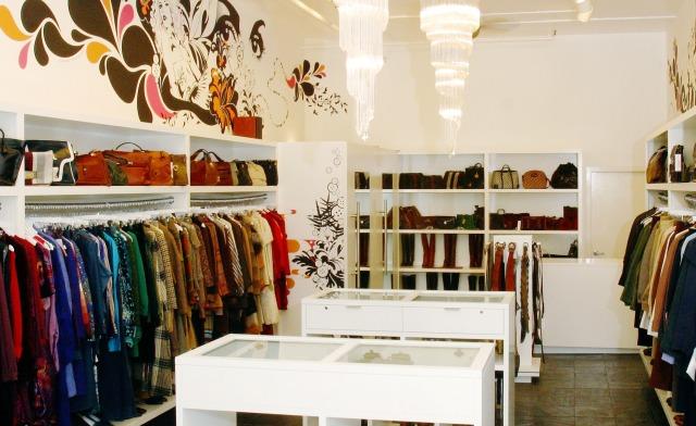 Renaissance Clothing Store Los Angeles