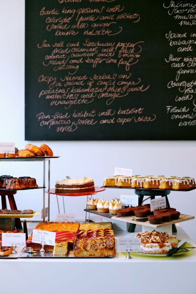 London Hotspot Find: Ottolenghi | meltingbutter.com