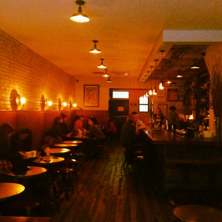 NYC Hotspot Find: Tooker Alley | meltingbutter.com