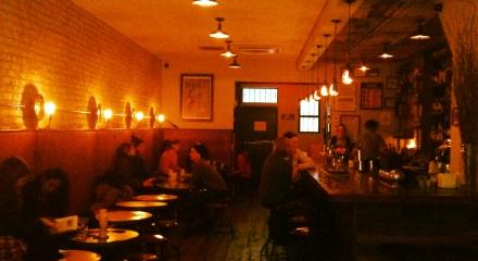 NYC Hotspot Find: Tooker Alley | meltingbutter.com