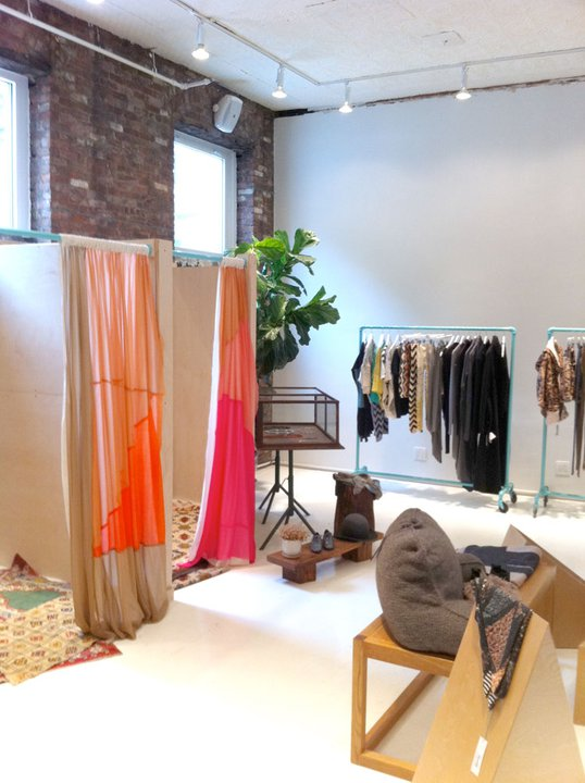NYC Hotspot Find: Creatures of Comfort | meltingbutter.com