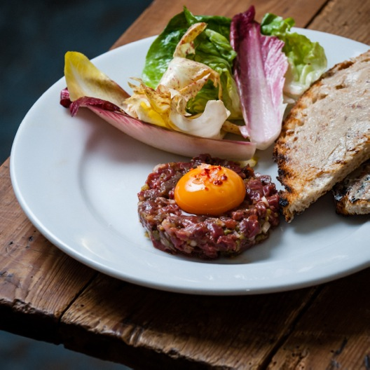 Steak Tartare from London Hotspot Find: L'Entrepot | meltingbutter.com