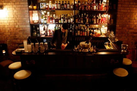 London Hotspot Find: Experimental Cocktail Club | meltingbutter.com