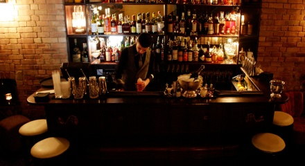 London Hotspot Find: Experimental Cocktail Club | meltingbutter.com