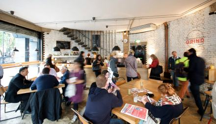 London Hotspot Find: Shoreditch Grind | meltingbutter.com